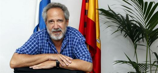 Emilio Moya, Presidente de la Audiencia Provincial de Las Palmas. EFE